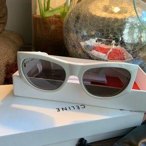 31eda03b2a Authentic CELINE 59 Acetate sport frame sunglasses